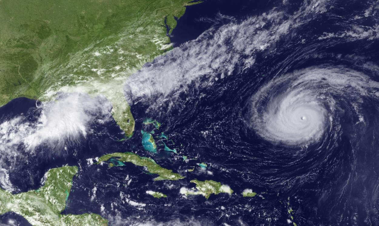 Danielle hurrikán