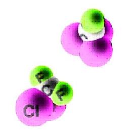 CFCl3 és CF2Cl2