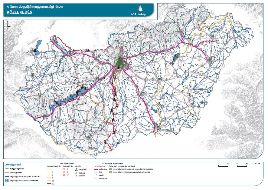 Vízi és szárazföldi közlekedés