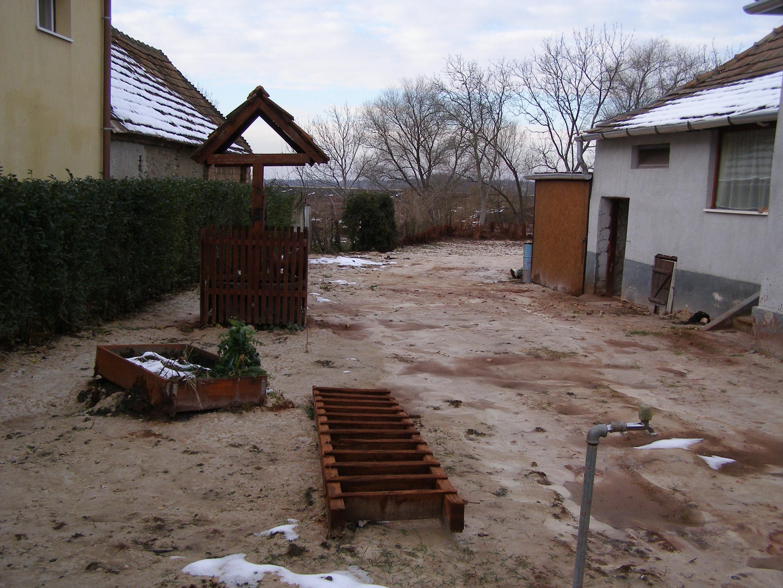 Cleaned yard