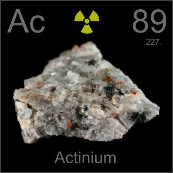 Aktínium