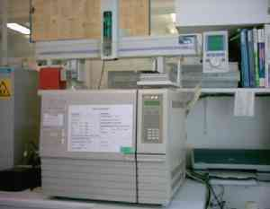 Gázkromatográf