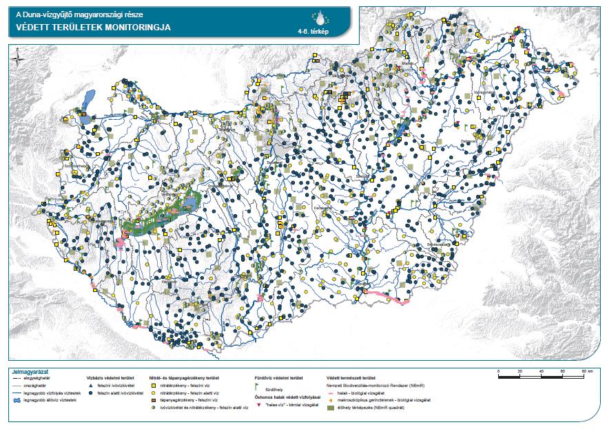 Védett területek monitoringja