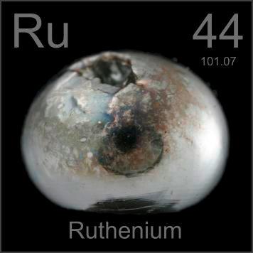 ruténium
